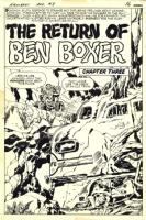 Kirby / Royer Kamandi # 8 pg 11 ( 1973 ). Click Artwork to View