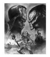 Predator vs. Planet of the Apes
