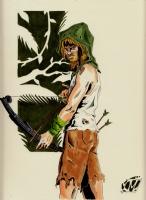 Green Arrow Year One (JML Commissions)