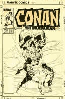 Conan cover. Click Artwork to View