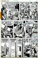 Fantastic Four 144 page 17. Click Artwork to View