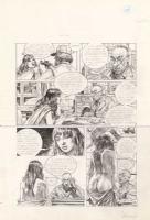 Druuna - Morbus Gravis Comic Art