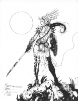 Jim Lee  Dejah Thoris  Comic Art