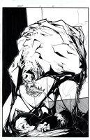 Francisco Herrera : Venom : Venom #3 pg. 22 Comic Art