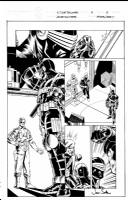 G.I. Joe Reloaded Issue 2 Page 5 Comic Art