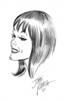 MARY JANE - John Romita Sr Comic Art