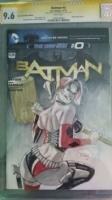 Silas - Batman #0 - Harley Quinn Comic Art