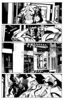 Captain America #33 - Page 11 Comic Art