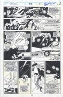 Daredevil 302 page 9 Comic Art