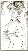 FS Arthur Adams Young Allies variant cover  Comic Art