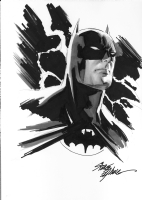 Batman by Steve Epting Comic Art