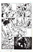 Cutter, Strongbow & Timmain - ElfQuest Hidden Years #11, page 15 Comic Art