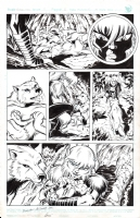 Cutter & Timmain - ElfQuest Hidden Years #11, Page 16 Comic Art