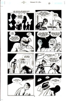 Catwoman #4 Page 8 Comic Art