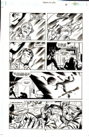 Catwoman #4 Page 6 Comic Art