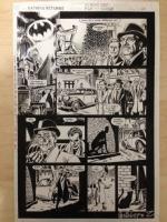 Batman Returns 1992 Movie Adaptation page 63 Comic Art