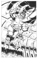 The Incredible Hulk by Herb Trimpe Comic Art