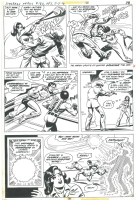 Superman Family 189 page 8 3rd story - Schaffenberger, Kurt Comic Art
