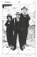 Transmetropolitan #27 Page 7 Comic Art