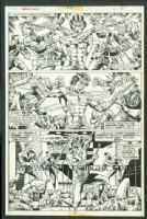 Mother of the Kung Fu Comic Art