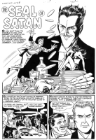 Chamber of Chills #7 pg 1 - Manny Stallman & John Giunta Comic Art