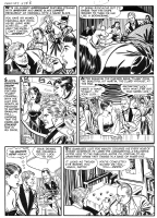 Chamber of Chills #7 pg 3 - Manny Stallman & John Giunta Comic Art