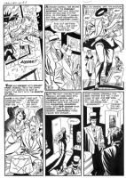 Chamber of Chills #7 pg 4 - Manny Stallman & John Giunta Comic Art