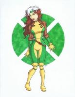 Rouge [a1] Comic Art