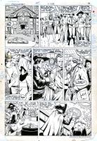 Fury of Firestorm #27 Page 10 Comic Art