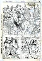 Fury of Firestorm #27 Page 09 Comic Art