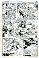 Fury of Firestorm #27 Page 04 Comic Art