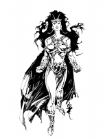 Nino, Alex - Dejah Thoris Comic Art