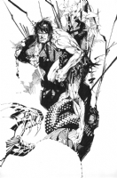 Nino, Alex - Tarzan Vs Hista, the Snake Comic Art