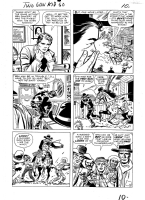 Kirby/Ayers - Two-Gun Kid #60 - First Story -  The Beginning of the Two-Gun Kid  - page 08 Comic Art