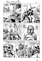 Kirby/Ayers - Two-Gun Kid #60 - First Story -  The Beginning of the Two-Gun Kid  - page 09 Comic Art