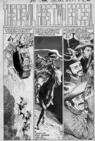 Morrow, Gray - All-Star Western #2 p.1 Comic Art