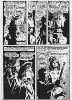 Morrow, Gray - Adventure #414 - page 4 - Zatanna! Comic Art