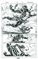 Venom issue 24, page 17 Comic Art