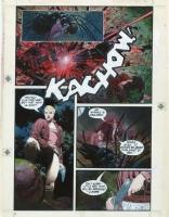 Silverheels with overlay Comic Art