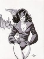 Shadowcat - Scott Dalrymple Comic Art