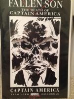 Red Skull by Steve Epting Comic Art