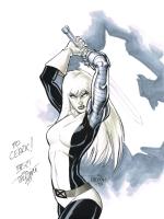 Magik - Scott Dalrymple (2015) Comic Art