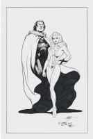 Cloak and Dagger - MC Wyman (2013)  Comic Art