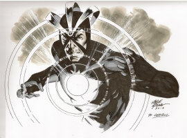 Havok - Steve Epting (2013) Comic Art