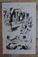 Crux #9 Page 4 Comic Art