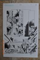 Crux #9 Page 3 Comic Art