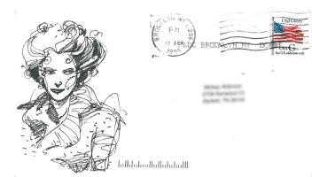 Rebecca Guay - sketch Comic Art