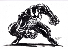 Venom by Scott Dalrymple Comic Art