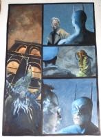 GEORGE PRATT * BATMAN * HARVEST BREED * FINE PAINTED ART #1, Comic Art