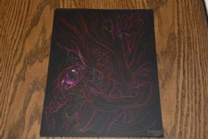 Mike Dubisch Cthulhu Elder Gods Art #4 Comic Art